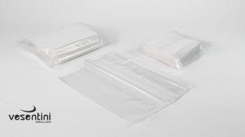 Sacchetti trasparenti con grip